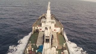 Плавучий рыбозавод | Технологии | Телеканал «Страна»