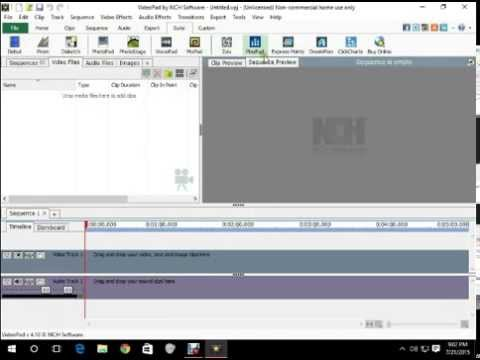 nch video software review