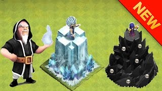 Clash of Clans - NEW 2018 UPDATE! NEW TROOPS, SPELLS, DEFENSES, TRAPS!