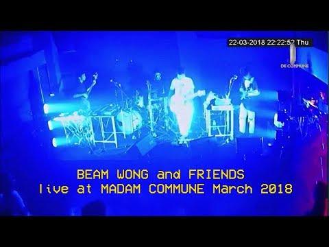 Beam Wong and Friends - Madam Jam (live March 2018)