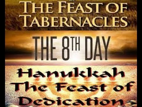 WHAT IF? Watch for OBAMA´S MESSIAH MOMENT on 8TH DAY of TABERNACLES... RAPTURE ON HANUKKAH???