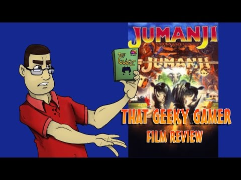 Jumanji Film Review
