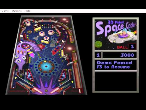 Classic Space Cadet Pinball game for Windows 10