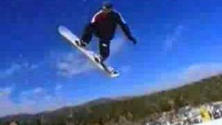 Смотреть клип The Offspring -  Snowboarding - Crossroads