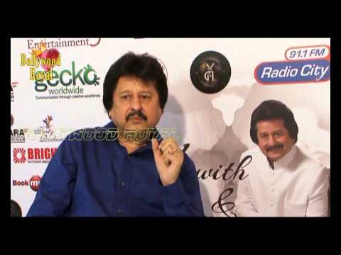 Interview of Pankaj Udhas for 'Mehfil'