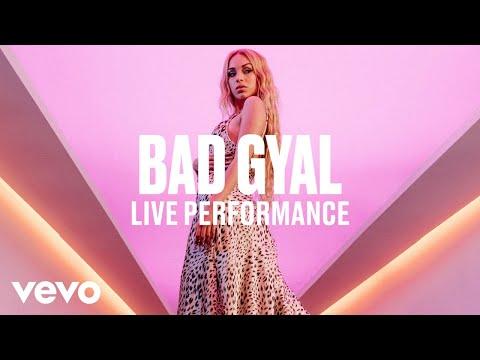 BAD GYAL - Internationally (Live) | Vevo DSCVR
