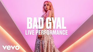 Bad Gyal - Internationally    Vevo Dscvr