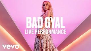 Bad Gyal   Internationally (live) | Vevo Dscvr