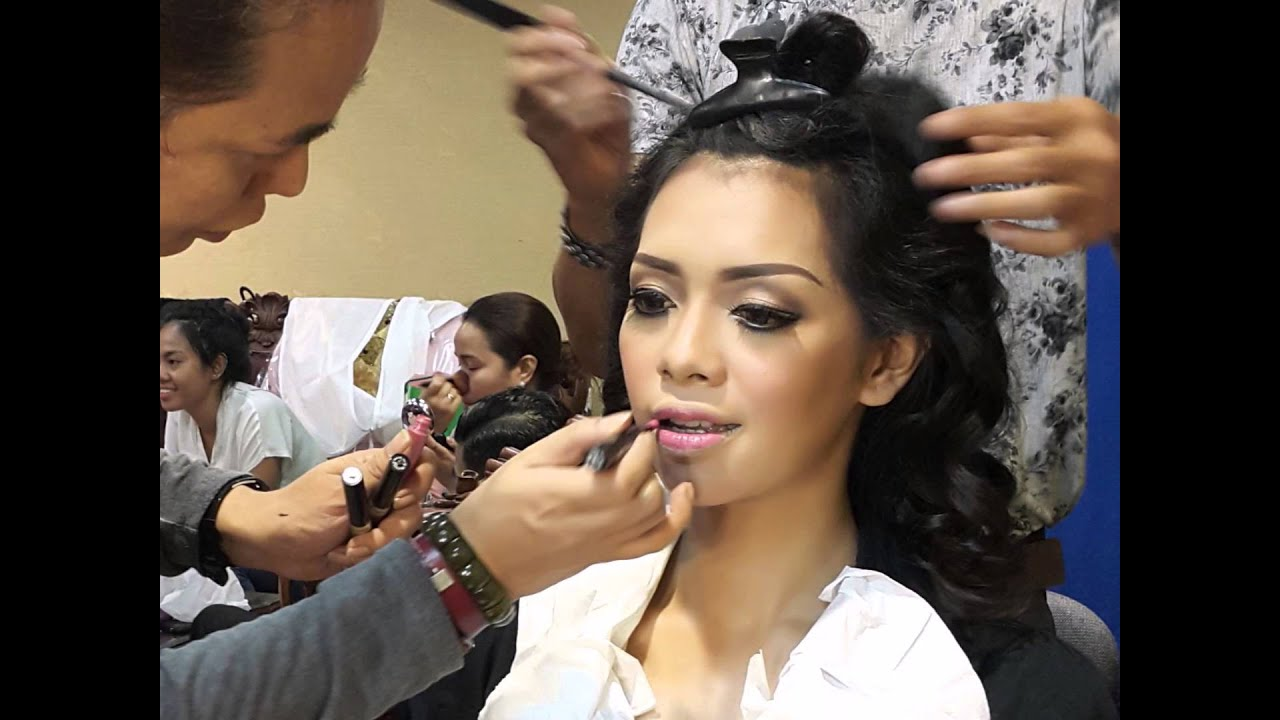 Make Over For Indonesia Wedding Style Youtube