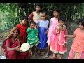 Village Food | Jackfruit cutlet is prepared by grandmother | Grandmother recipes-106