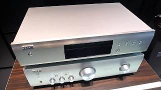 Denon PMA-520 DCD-520 підсилювач і CD