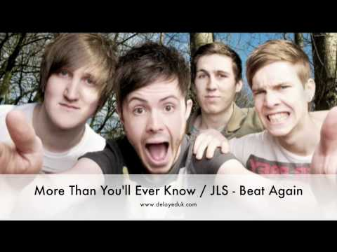 More Than You'll Ever Know / JLS - Beat Again Cover / FREE DOWNLOAD