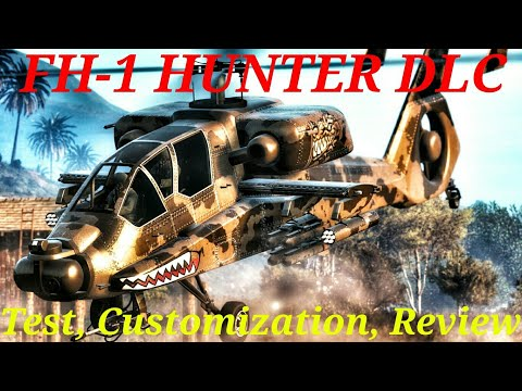 FH-1 Hunter DLC Test, Customization and Review GTA 5 Online Live Stream
