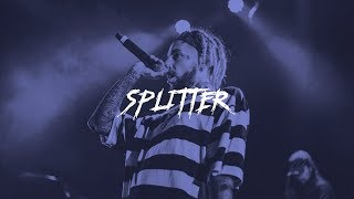 "[FREE] $UICIDEBOY$ X Fat Nick X Pouya Type Beat - ""Splitter"" (Prod. NetuH) 