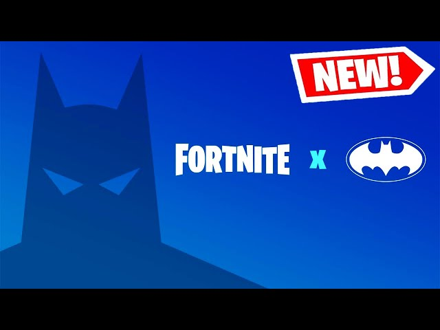 *NEW* FORTNITE X BATMAN EVENT! FREE REWARDS & NEW MAP UPDATE! (Fortnite Battle Royale LIVE)