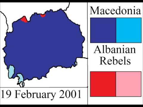 2001 Macedonian War