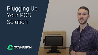 In this instructional video, our technical support representative erik goes over what to expect when you receive your pos solution. from the all-in-one touch...