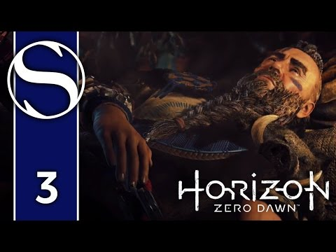HE'S GONE - Horizon Zero Dawn Gameplay Part 3