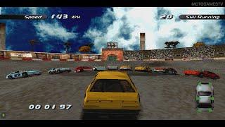 #TBT - Destruction Derby 2 [PC] - Gameplay