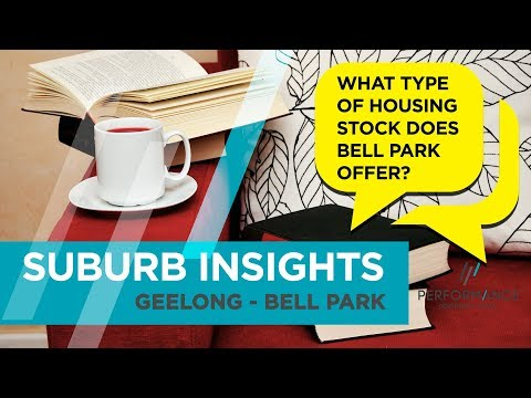 Suburb Insight: Geelong - Bell Park