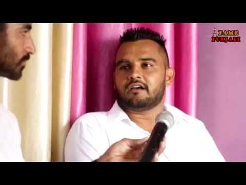Famous Kabaddi Commentator Rupinder jalal || Fame punjabi || 2015