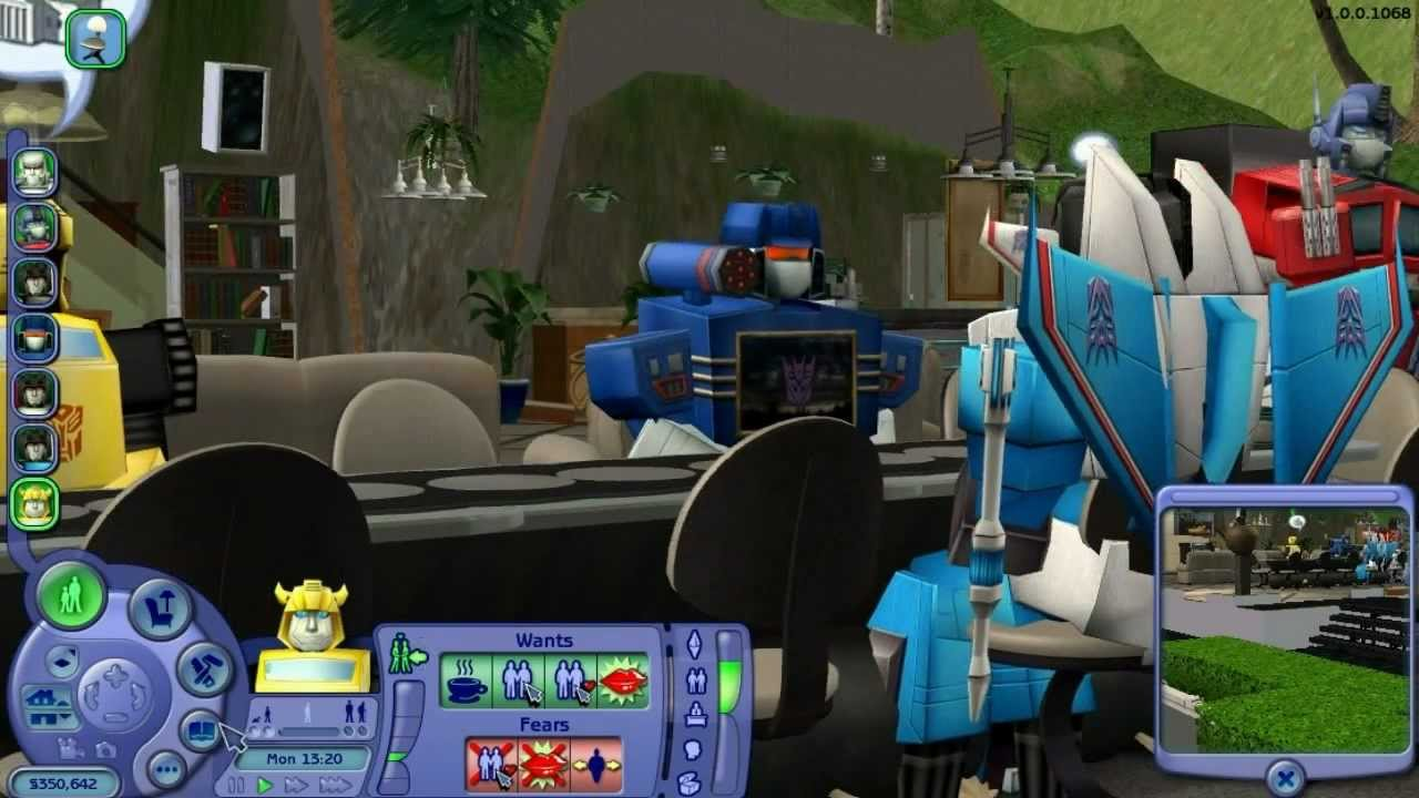 Transformers in the sims 2 awesome so cool mods youtube - Awesome sims ...