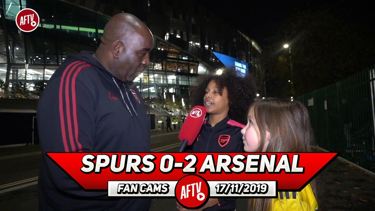 Tottenham 0-2 Arsenal (Ladies) | Women's Football Can Go Worldwide!