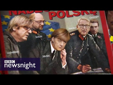 Is Poland being 'Putinised'? - BBC Newsnight