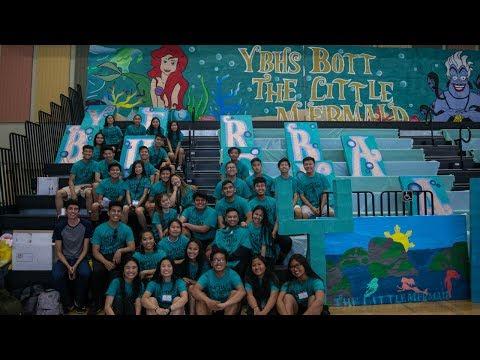 BOTT 2018: YERBA BUENA HIGH SCHOOL THE LITTLE MERMAID