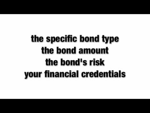 How Are Surety Bond Premiums Calculated?