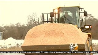 Long Island Expected To Take Major Hit From Winter Storm