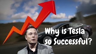 Why is Tesla Inc. SO SUCCESSFUL? (4 Major Technological Disruptions)