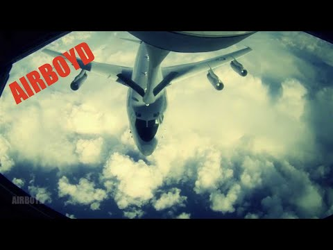 Refueling Over Japan (2013)