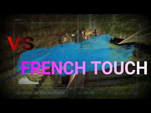 ARK SURVIVAL EVOLVED OFFICIAL SERVER 803 DEFENSE AGAINST FRENCH TOUCH