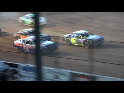 IMCA Stock Cars Main 7/8/2018 @Outagamie Speedway Powered by EWSC