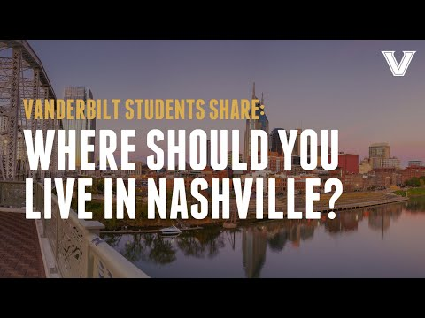Nashville neighborhoods