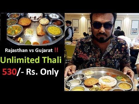Best Thali In Gurugram | Panchavati Gaurav | Cyber Hub