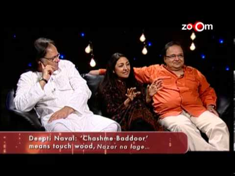 Exclusive Interview with Farooq Shaikh, Deepti Naval & Rakesh Bedi