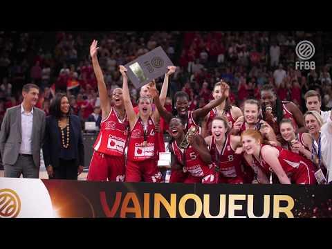 highlights de la finale Coupe de France U17 féminines | Mondeville - FC Lyon ASVEL