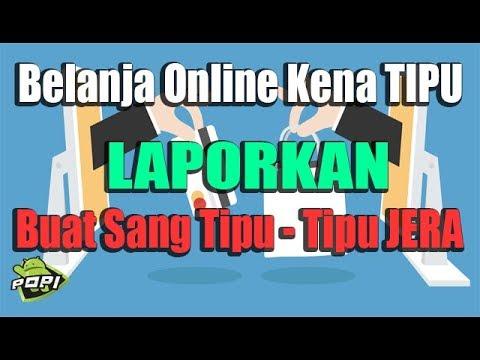 3 Cara Jitu Melapor Penipuan Online Bikin Penjual Gemetar Youtube