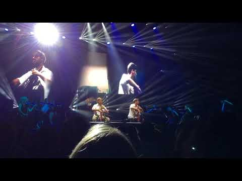 2CELLOS Game of Thrones live in St. Augustine 9/23/17 #9 / 20