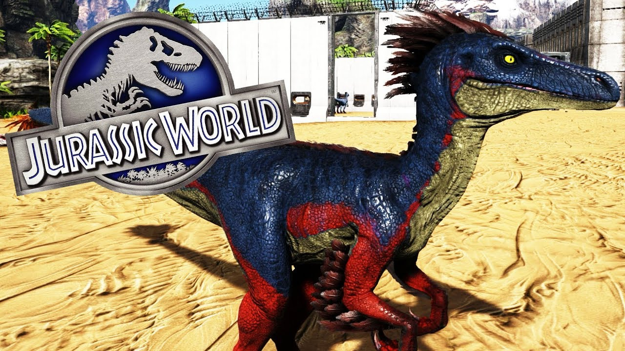 Nuevo Recinto De Dinosaurios Nuevos Raptores Jurassic World 2 Ark Youtube El principio del triásico se caracteriza por una nueva gran radiación de animales de todos los tipos fin de la era de los dinosaurios: nuevo recinto de dinosaurios nuevos raptores jurassic world 2 ark