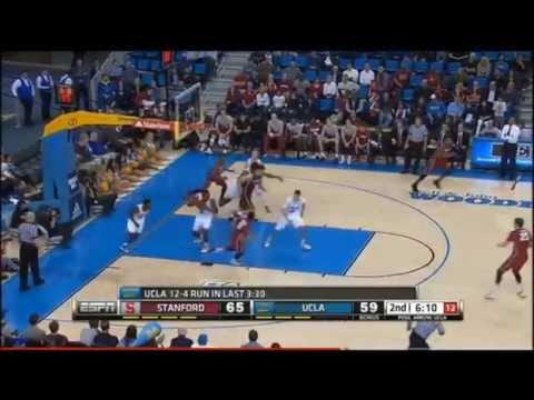 Kevon Looney, UCLA vs. Stanford - Highlights