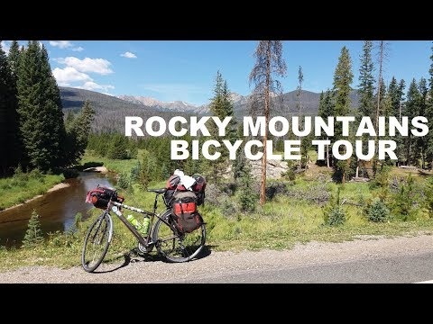 Bicycle tour in the Rockies: epic climbs & Mount Evans, the highest paved road of North America