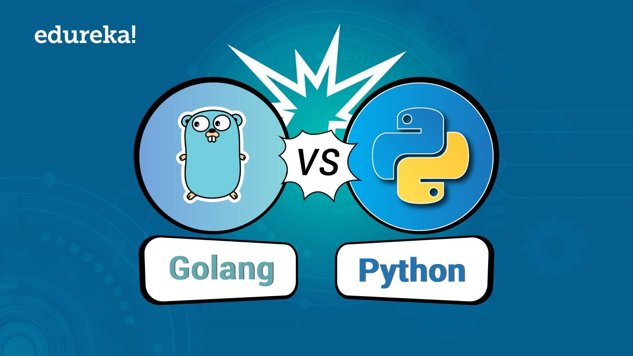 Golang vs  Python: Which One to Choose? - DZone Open Source