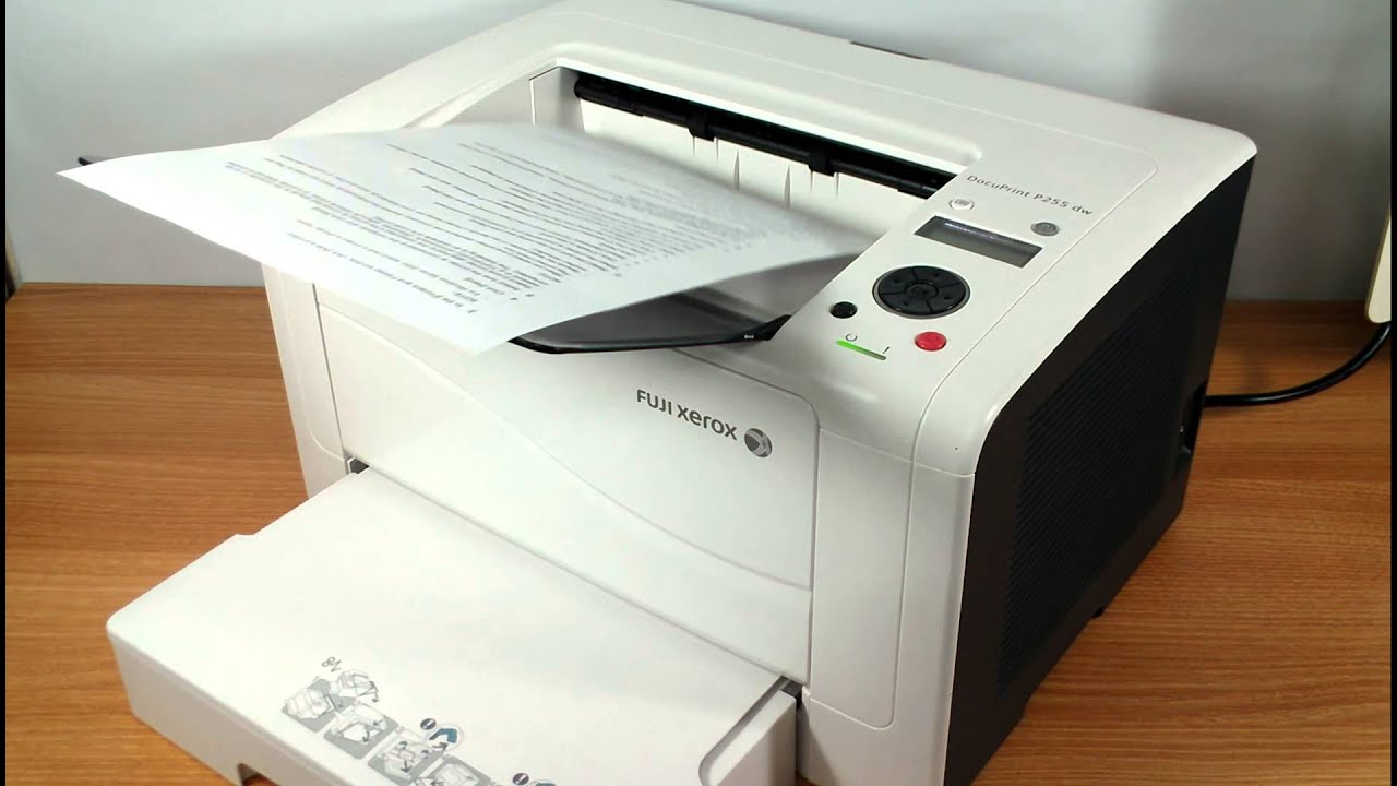FUJI XEROX DOCUPRINT P255DW WINDOWS 7 64 DRIVER
