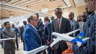 RWANDA HOSTS AVIATION AFRICA SUMMIT 2017