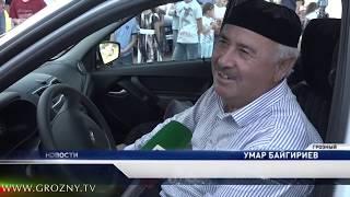 «АВТОВАЗ» презентовал в Грозном рестайлинговую «Ладу Гранту»