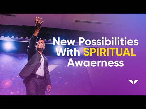 Expand Your Spiritual Awareness & Embrace A New World Of Limitless Possibilities | Michael Beckwith