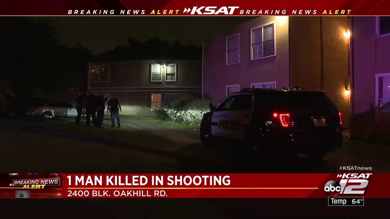 727123dca4 20-year-old man shot, killed at West Side apartment complex - YouTube